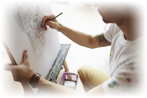 Школа рисования Днепр